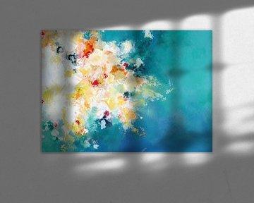Herbstblätter von Maria Kitano