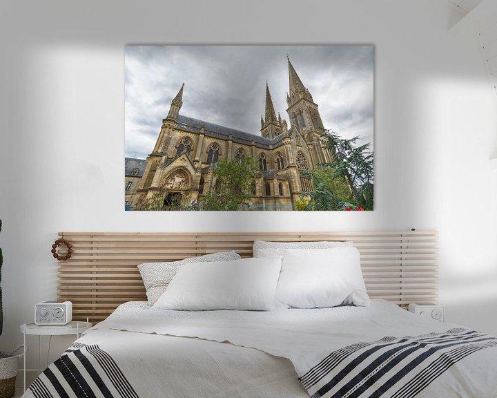 Beispiel: Normandische Kirche von Mark Bolijn