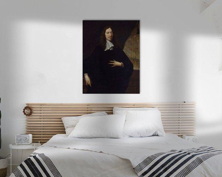 Beispiel: Porträt von Johan de Witt