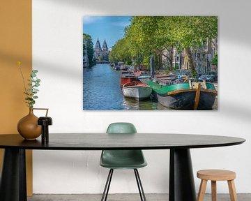 Lijnbaansgracht Amsterdam sur Foto Amsterdam / Peter Bartelings