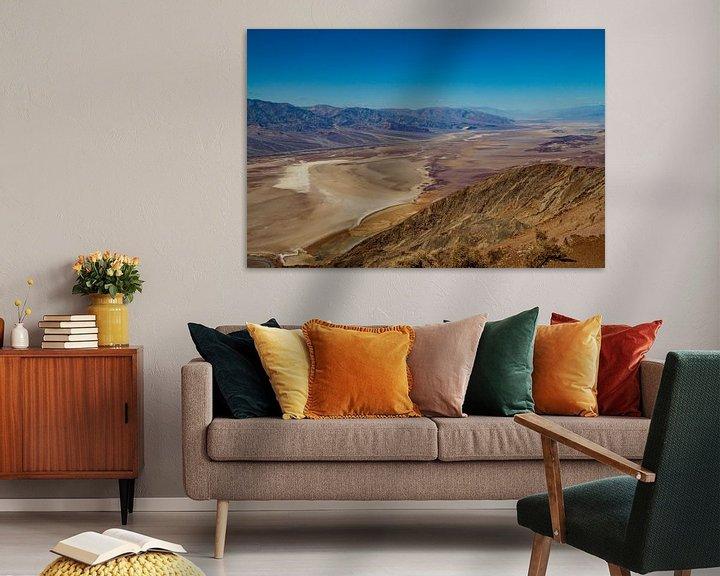 Sfeerimpressie: Dantes View in Death Valley van Easycopters