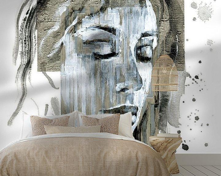 Beispiel fototapete: Aus dem Speicher von ART Eva Maria