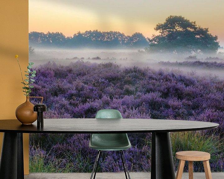 Beispiel fototapete: Drenthe Moor, Exloo von Rene Mensen