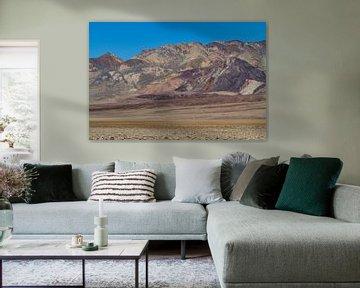 Artists Palette in Death Valley National Park van Easycopters