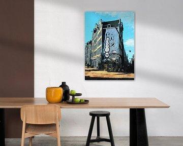 Amsterdam: de Jordaan von Dutch Digi Artist