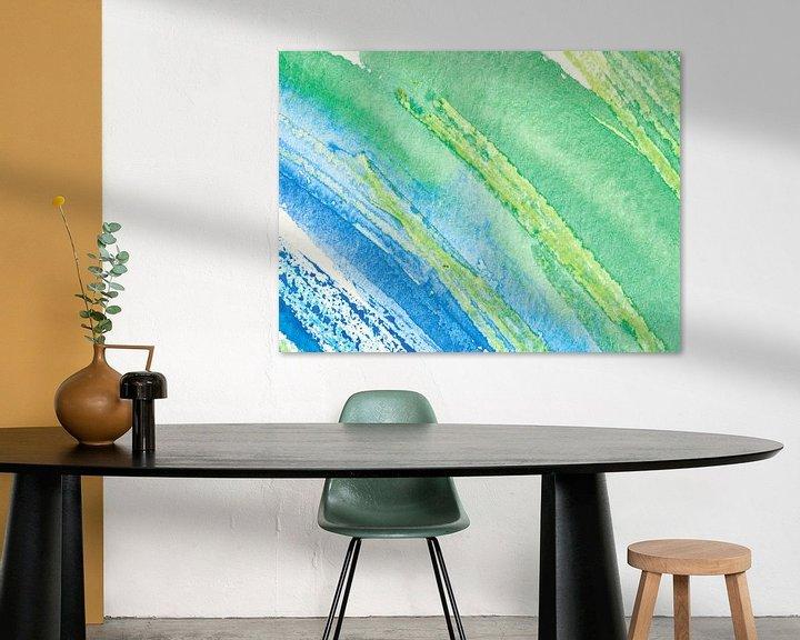 Beispiel: Aquarell IV von Herma Egberts