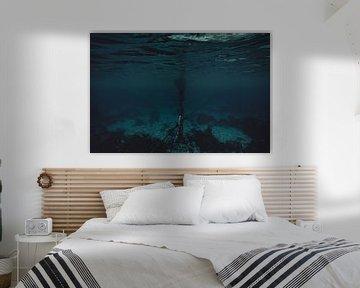 Onderwater Indonesie van Marco Vet