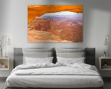 Mesa Arch van Antwan Janssen