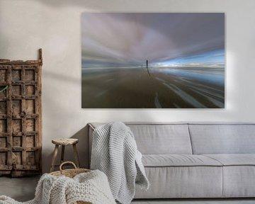 Nordsee Langzeitbelichtung von Arnd Tillmann