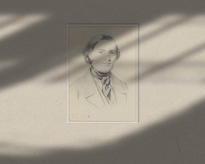 Beispiel: Porträt von Elias Pieter van Bommel