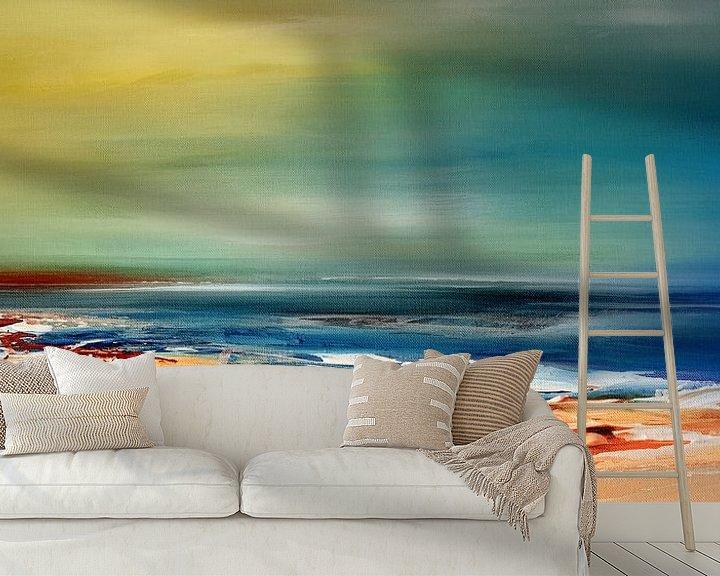 Beispiel fototapete: Ocean Scene von Andreas Wemmje