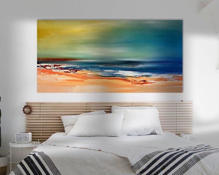 Beispiel: Ocean Scene von Andreas Wemmje