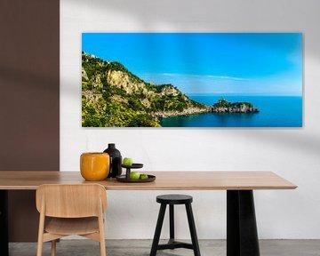 Beautiful Amalfi Coast van Teun Ruijters
