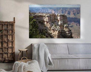 Grand Canyon von Kees van Dun