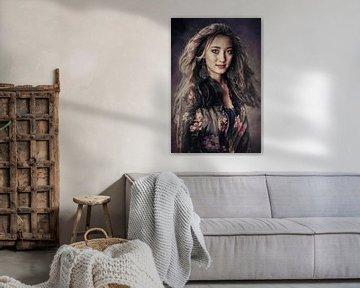 Die moderne Geisha von Elianne van Turennout