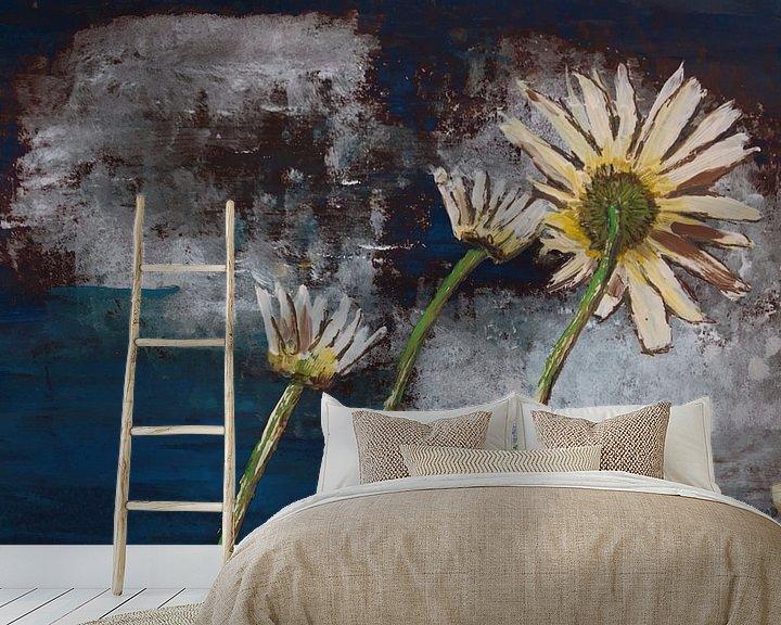 Beispiel fototapete: Good Evening Flower von Susanne A. Pasquay