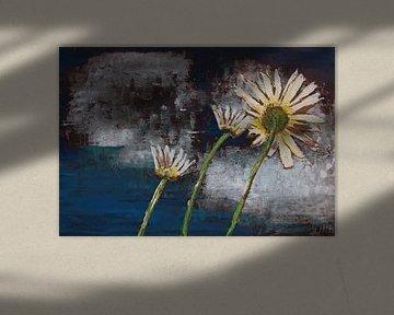 Good Evening Flower von Susanne A. Pasquay