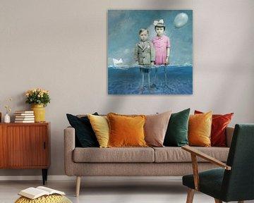 Childhood Memories van Marja van den Hurk
