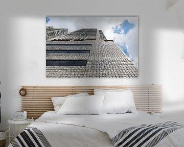 Rotterdamer Wolkenkratzer von Wim Stolwerk