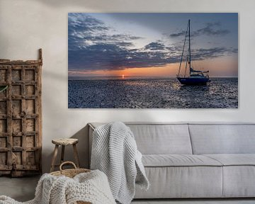 Texel aan het wad -  - Caramba van Texel360Fotografie Richard Heerschap