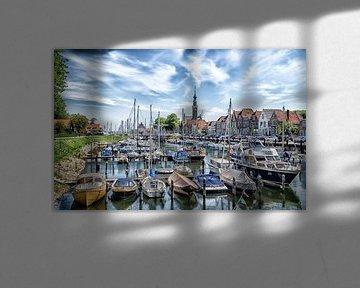 Veere,een historisch stadje op Walcheren, Zeeland van Jessica Berendsen