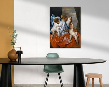 Wohltätigkeitsorganisation, Anthony van Dyck