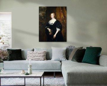Lady Dacre, Anthony van Dyck.