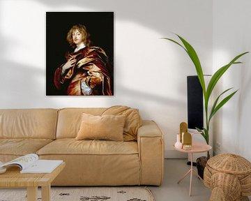 George Digby, 2. Graf von Bristol, Anthony van Dyck.