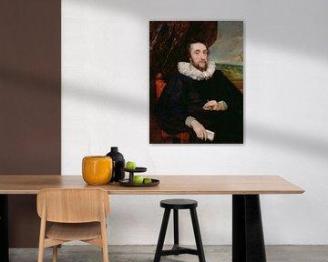 Thomas Howard, Zweiter Graf von Arundel, Anthony van Dyck