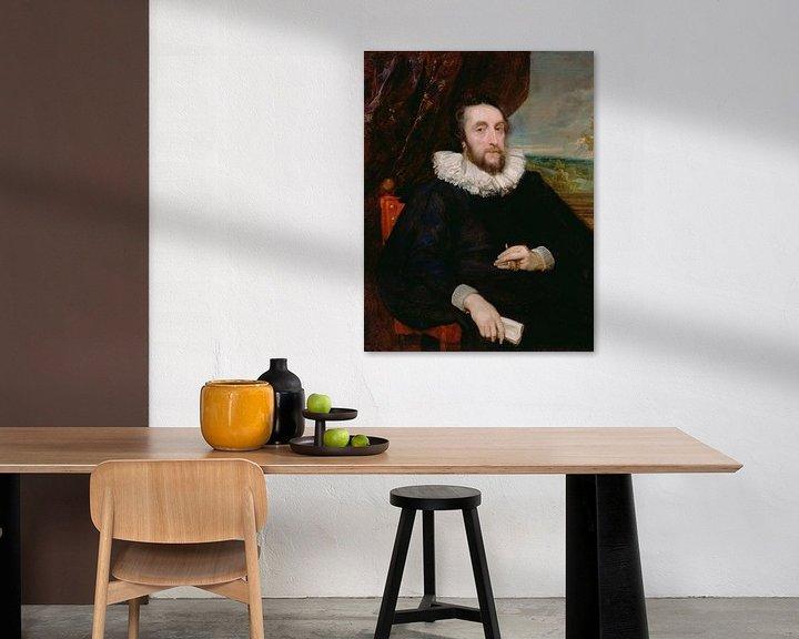Beispiel: Thomas Howard, Zweiter Graf von Arundel, Anthony van Dyck