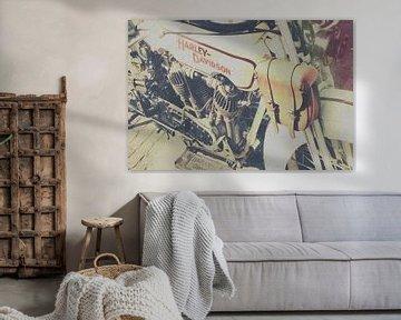 Harley Davidson van Wolbert Erich