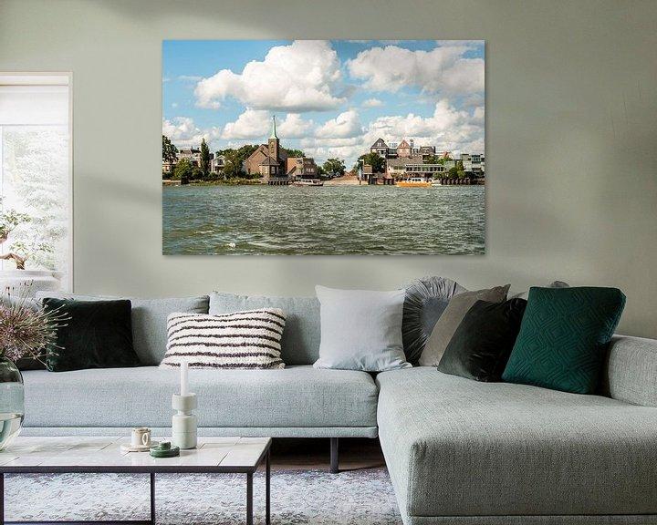 Sfeerimpressie: IJssel Zuid Holland van Brian Morgan