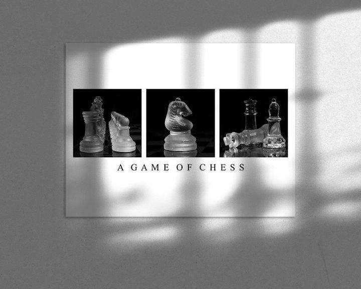 Sfeerimpressie: A Game of Chess van The All Seeing Eye