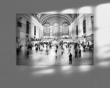 Grand Central Station, New York van Mariska de Groot