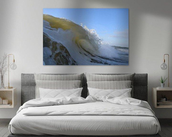 Beispiel: Nordseegolf. von Erwin de Visser