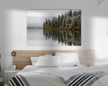 Wintergevoel van Leontien van der Linden - Wapenaar