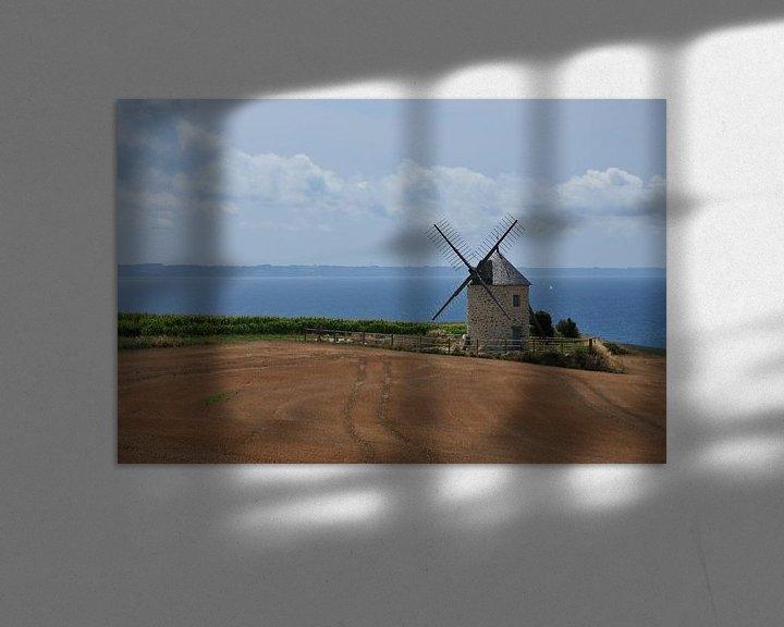 Beispiel: Windmühle von Erik Reijnders