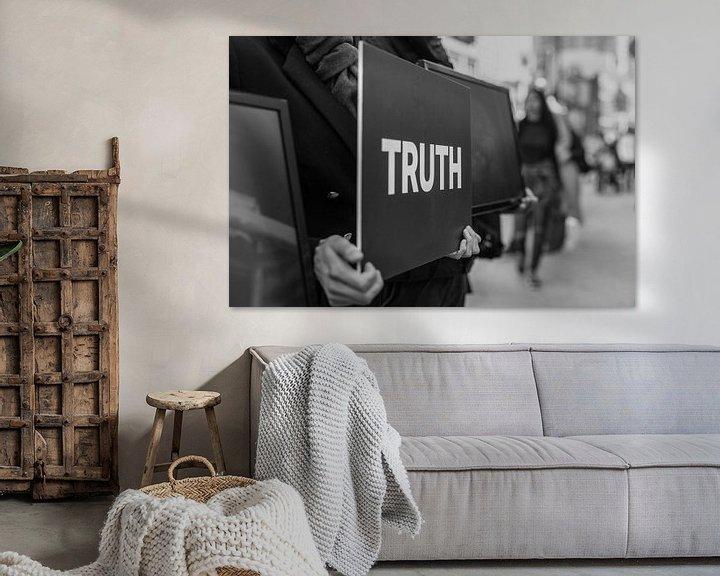 Sfeerimpressie: Kubus van de waarheid van Jan van Dasler