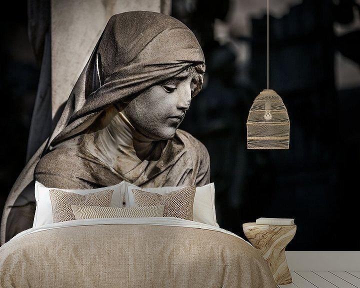 Impression: Image catholique de Marie sur Jan van Dasler