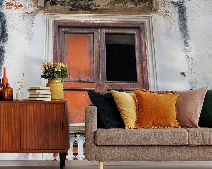 Impression: Balcon délabré sur Jan van Dasler