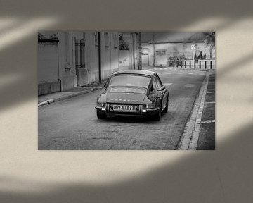 Alter Porsche 911 von Mark Bolijn