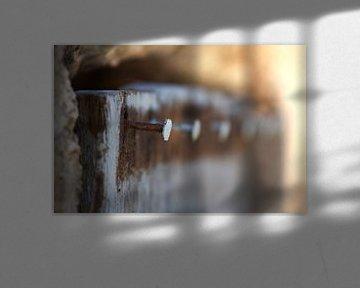 Dolce Vita series: Decayed Door van juvani photo