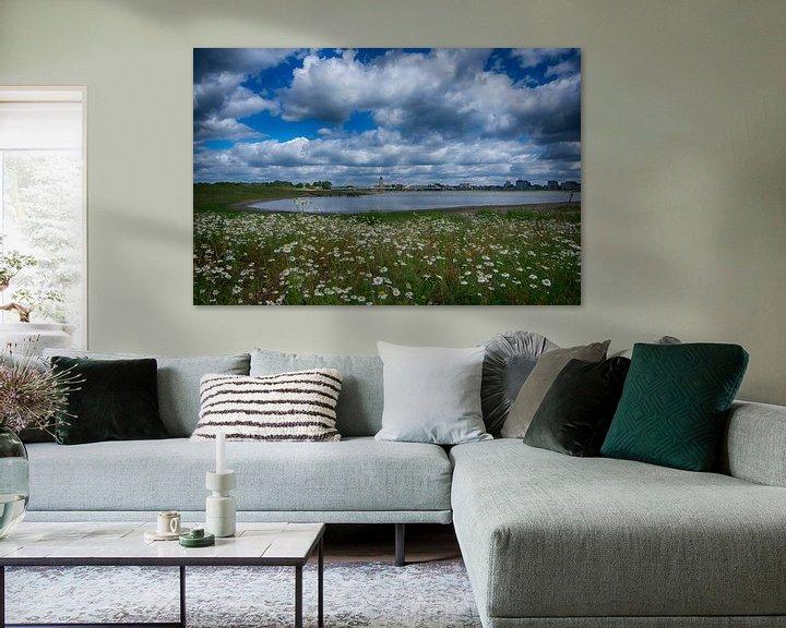 Sfeerimpressie: Blik op Deventer van Rob De Jong