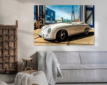 Oldtimer Porsche von Brian Morgan