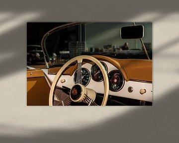 Porsche Dashboard von Brian Morgan