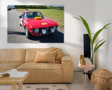 Alfa GTA rood