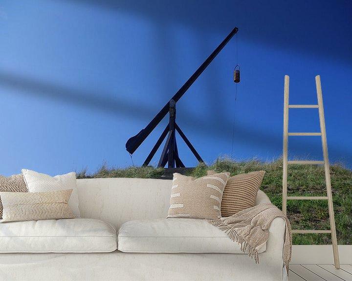 Beispiel fototapete: Leuchtturm Fyrrebakken Skagen von Richard Pruim