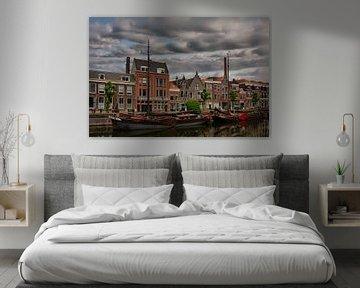 Delfshaven, Rotterdam, Niederlande von Maarten Kost