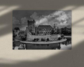 Schlosshaus Bergh, 's-Heerenberg, Niederlande von Maarten Kost