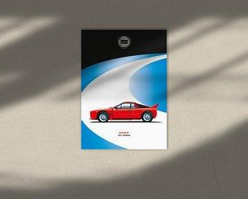 Lancia 037 Stradala von Martino Romijn